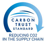 CT Standard logo - reducing CO2 in supply chain