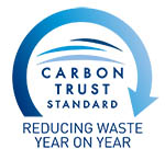 CT standard logo - reducing waste