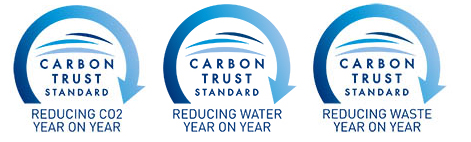 CT Standard - CO2 water waste logos