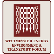 Logo for Westminster Energy Environment and Transport Forum