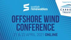 Scottish renewables - Offshore Wind Conference - supported by the Carbon Trust