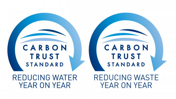 CT standard logos for waste and water