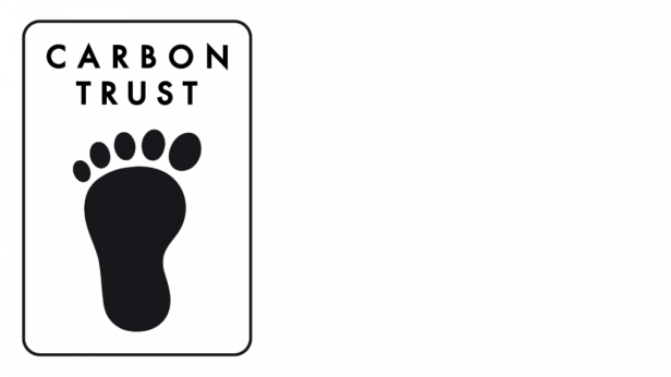 Carbon Trust footprint label