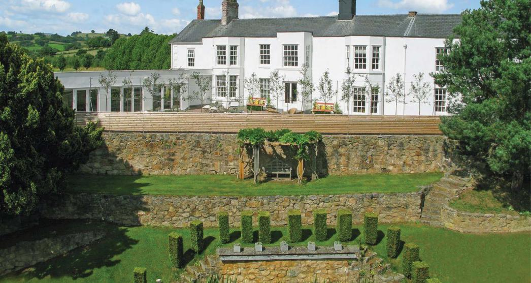 Bryn Tanat Hall country house