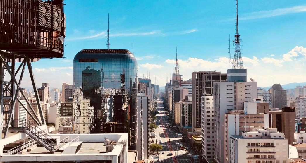 Sao Paulo, photo by Joao Tzanno (Unsplash)