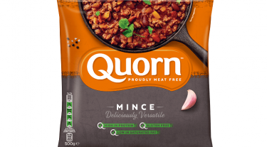 Quorn mince packet