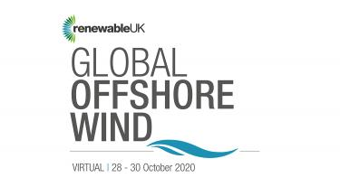 Offshore wind event logo