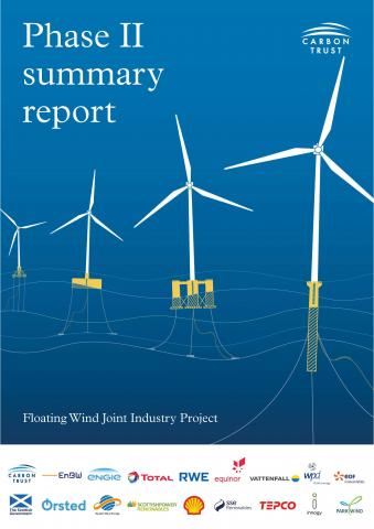 Phase two summary report cover