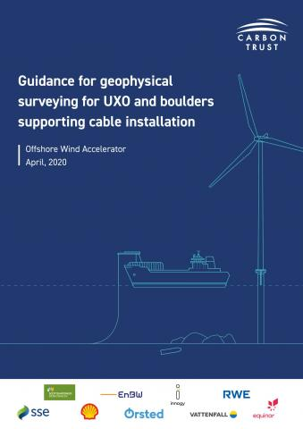 OQA - Guidance for geophysical surveying cover