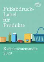 Labelling report cover (german)