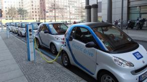 electric vehicles charging