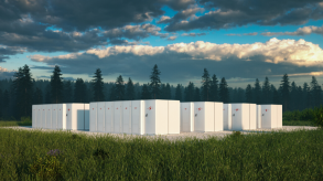 Eco friendly battery energy storage system in nature