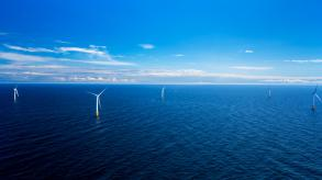 Sea Wind Turbines