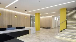 Low carbon offices - Carter Lane, City of London