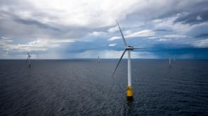 Floating wind turbines - credit Equinor