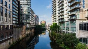 Manchester river