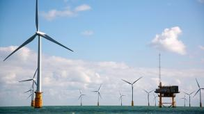 Thanet offshore windfarm